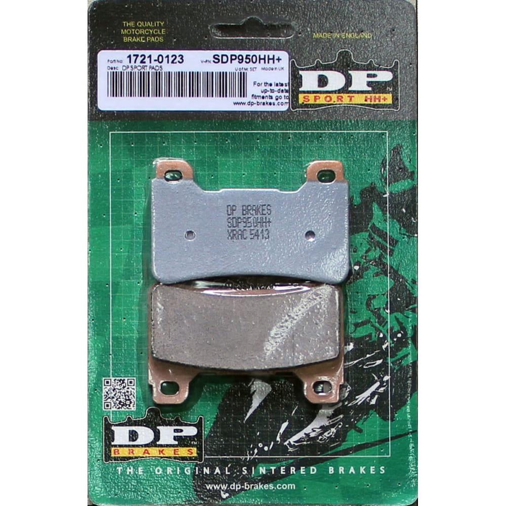 英國 DP <br>重機/摩托車 <br>金屬燒結 剎車來令片 <br>SDP-950-HH