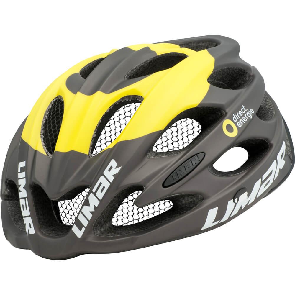 義大利 LIMAR <br>ULTRALIGHT+ <br>超輕量 自行車安全帽 <br>車隊版配色
