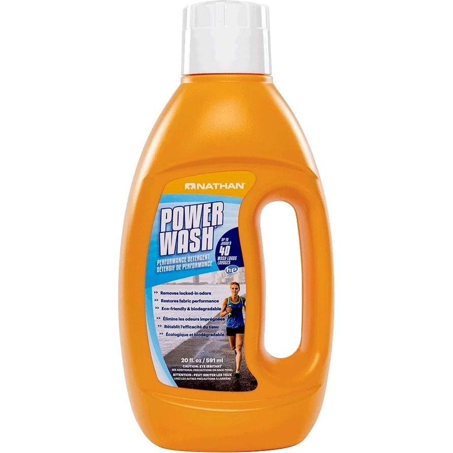 美國 NATHAN POWER WASH 運動衣物清洗劑 591ml