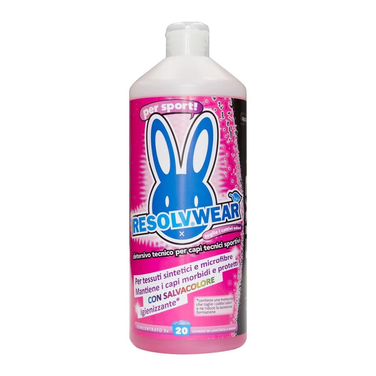 義大利 SIXS <br>香氛機能洗衣精 <br>RESOLVWEAR <br>1公升 &#038; 100ml*3包裝