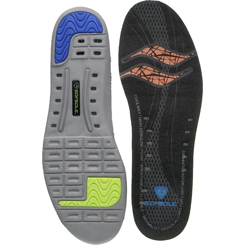 美國 SOFSOLE <br>THIN FIT <br>零重力 超輕量鞋墊 <br>S1342