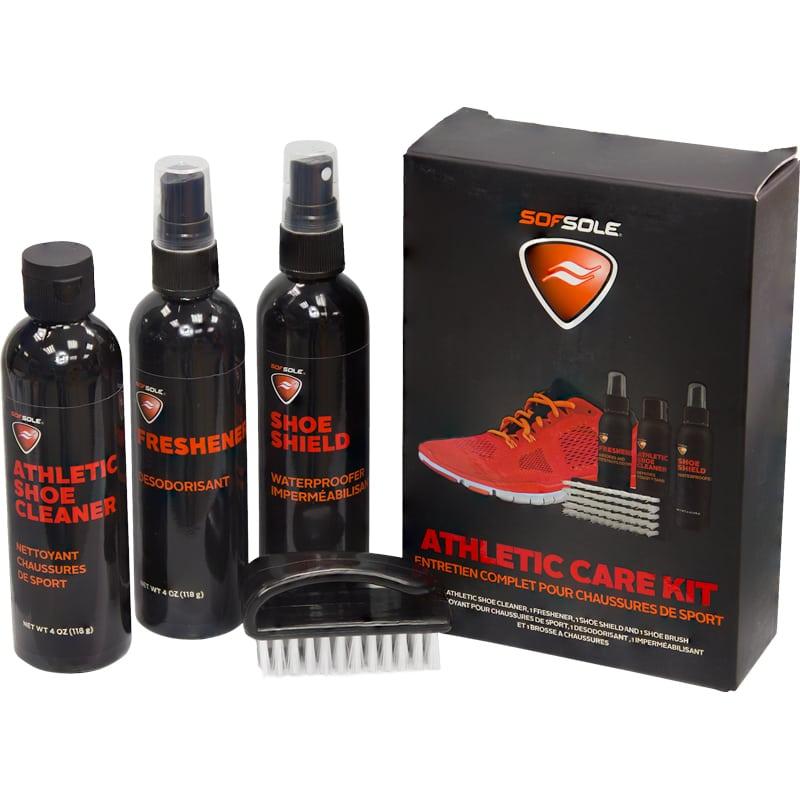 美國 SOFSOLE <br>Athletic Care Kit <br>運動員專用清潔保養組