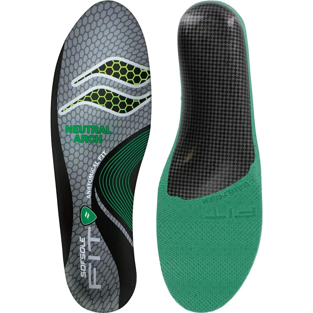 美國 SOFSOLE<br>FIT LOW ARCH<br>專利個人化記憶鞋墊<br>一般足弓 S1336 北美版