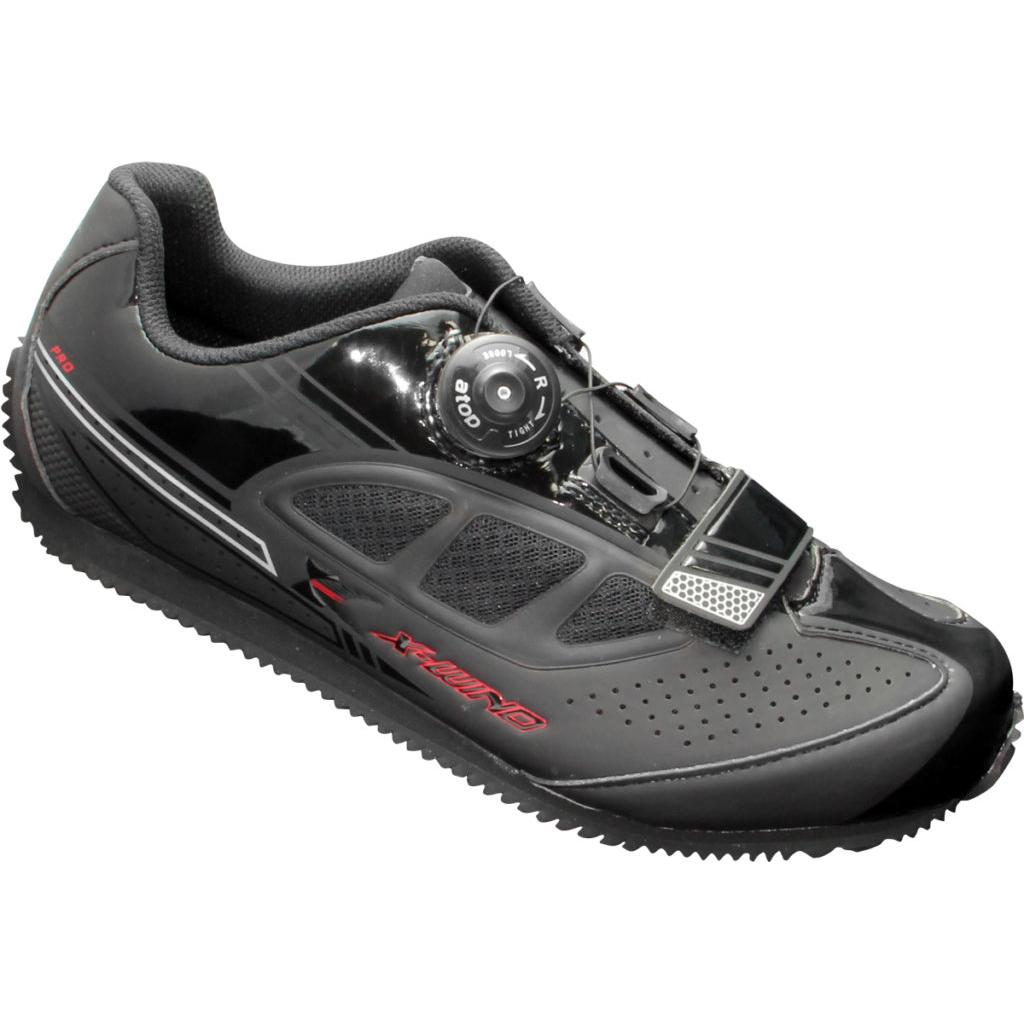 X-WIND <br>COMP PODIUM 硬底鞋 <br>BLACK