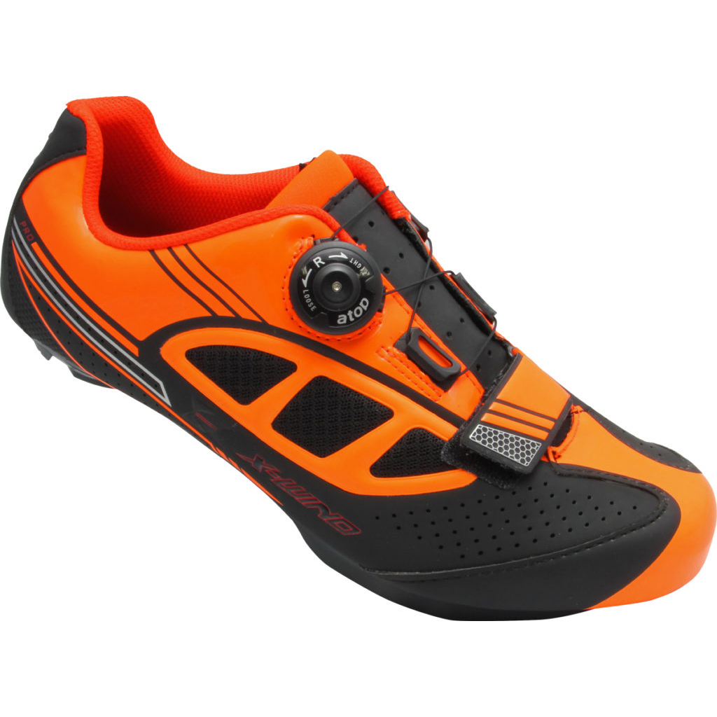 X-WIND <br>COMP ROAD 公路車鞋 <br>ORANGE