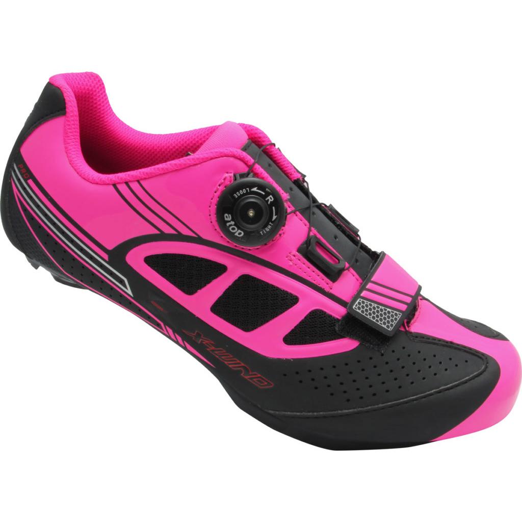 X-WIND <br>COMP ROAD 公路車鞋 <br>PINK