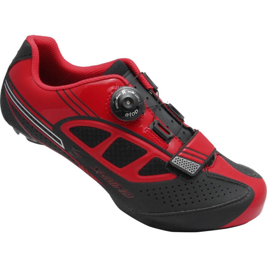 X-WIND <br>COMP ROAD 公路車鞋 <br>RED