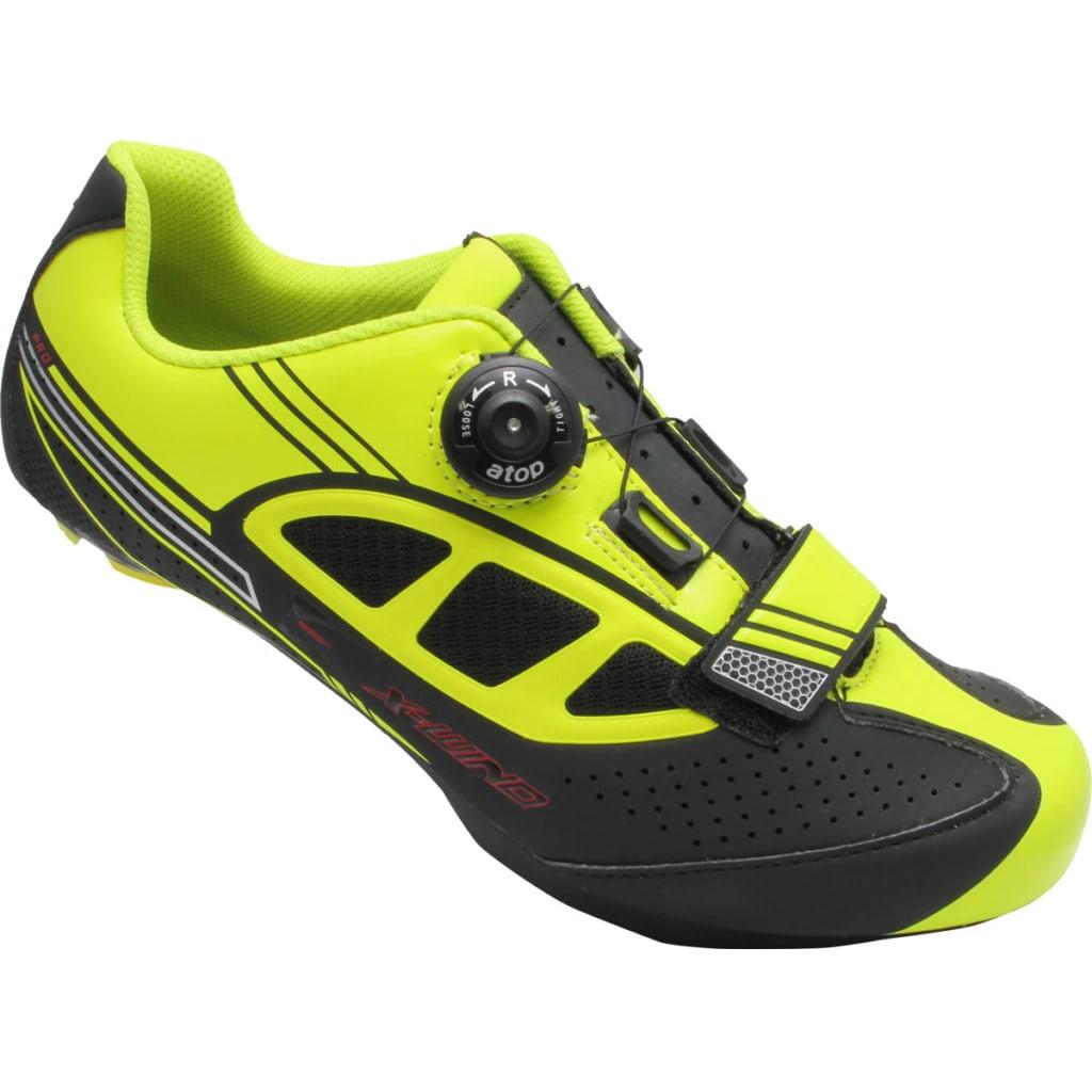 X-WIND <br>COMP ROAD 公路車鞋 <br>YELLOW