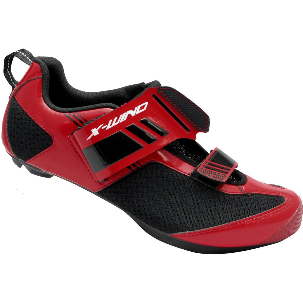 X-WIND <br>COMP TRI 三鐵鞋 <br>RED