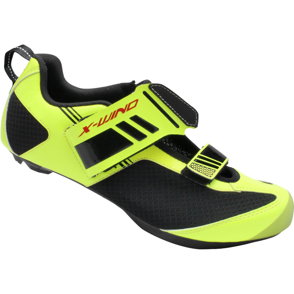 X-WIND <br>COMP TRI 三鐵鞋 <br>YELLOW